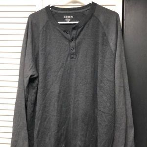 Izod long sleeve shirt